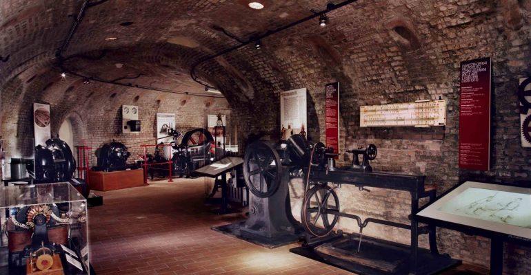 Museo del Patrimonio Industriale di Bologna partner dell'Incontro con il Territorio del Comitato Leonardo