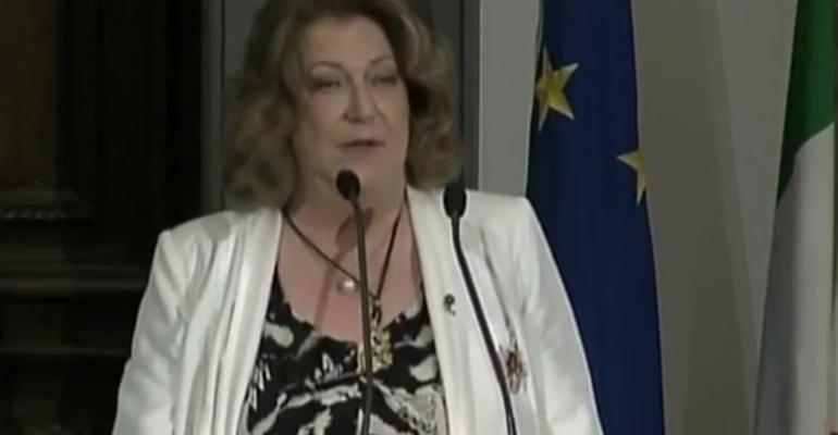 Confindustria Vice President Diana Bracco – Comitato Leonardo XII Forum